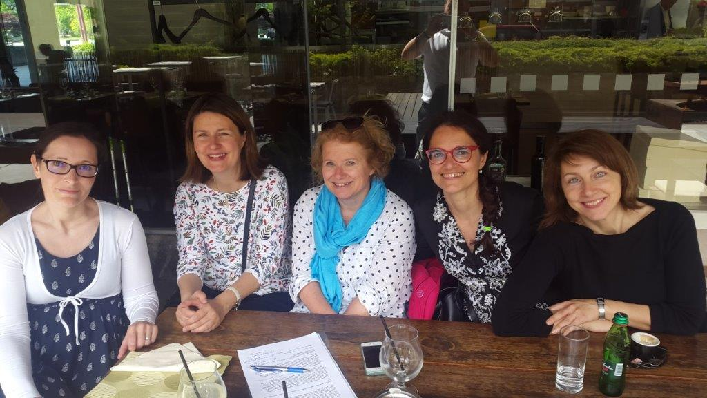 Ustanovitev Skupine za slovenščino kot drugi in tuji jezik stroke